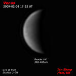 Venus Images and Observations