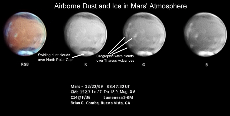 Mars-12-22-09_Dust clouds on NPC_BrianCombs_ALPOtxt